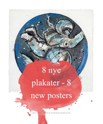 posters, plakater